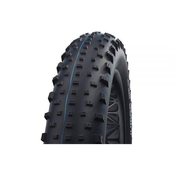 Schwalbe Jumbo Jim Evo Super Ground MTB Tyre - n-a - Black, Black