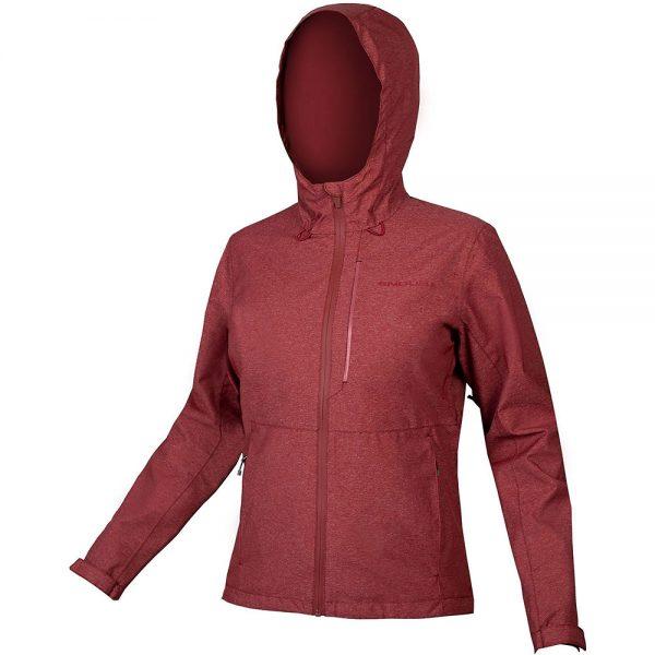 Endura Women's Hummvee Waterproof MTB Jacket 2020 - XL - Cocoa, Cocoa