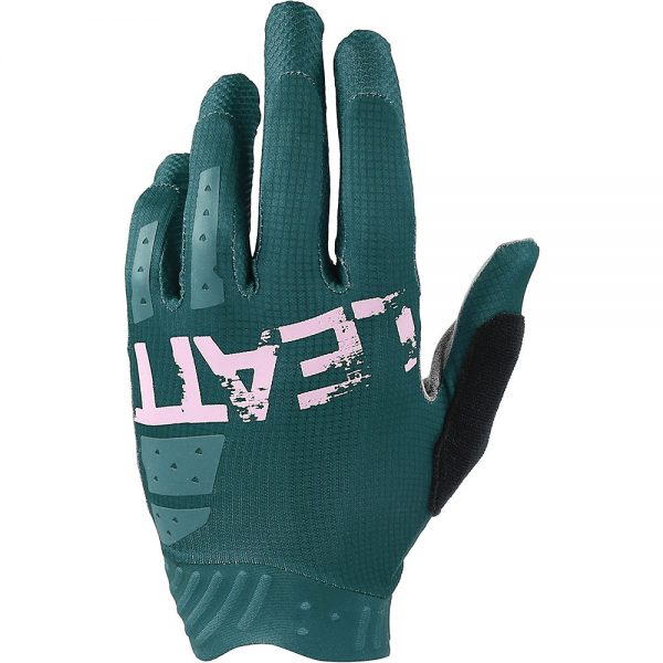 Leatt Women's MTB 1.0 Gloves 2021 - M - Jade, Jade