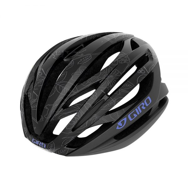 Giro Women's Seyen Helmet (MIPS) 2019 - S - Black Floral 20, Black Floral 20