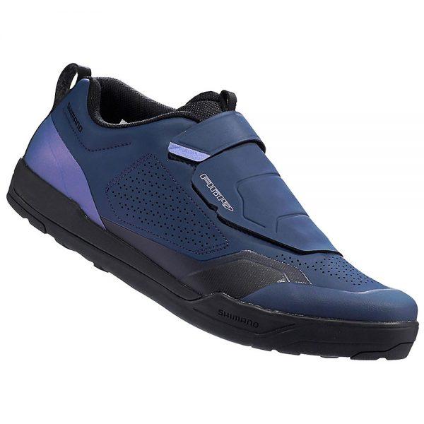 Shimano AM9 (AM902) MTB SPD Shoes 2020 - EU 41 - Navy, Navy