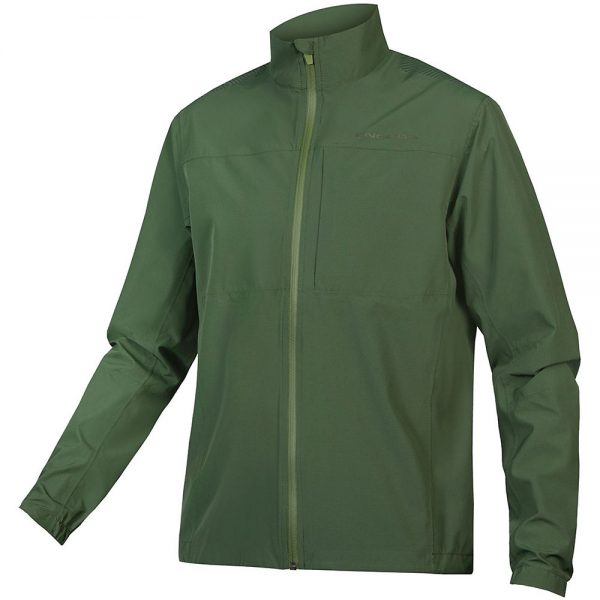 Endura Hummvee Lite Waterproof MTB Jacket II 2020 - L - Forest Green, Forest Green