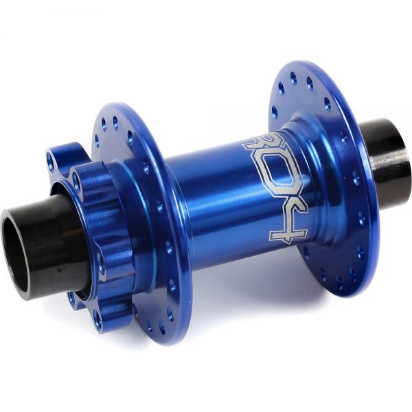 Hope Pro 4 MTB Front Hub Axle (20mm) - 32h - 20mm Axle - Blue, Blue