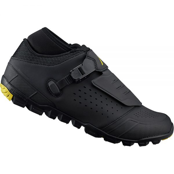 Shimano ME7 (ME701) SPD MTB Shoes 2019 - EU 40 - Black, Black