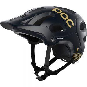 POC Tectal MTB Helmet (Fabio Ed.) 2021 - M/L - Uranium Black Matt-Gold, Uranium Black Matt-Gold