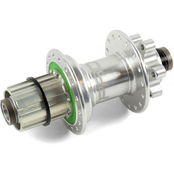 Hope Pro 4 MTB Rear Hub - 135mm x 12mm Axle - 32h - 135mm x 12mm Axle - Silver, Silver
