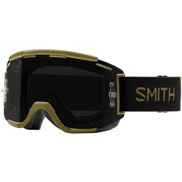 Smith Squad MTB Goggles Chromapop Sun Black - Mystic Green, Mystic Green