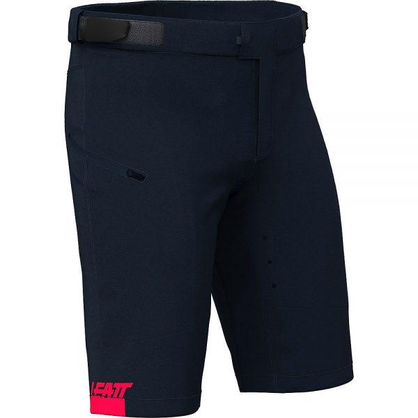 Leatt MTB Trail Shorts 2021 - M - Black, Black