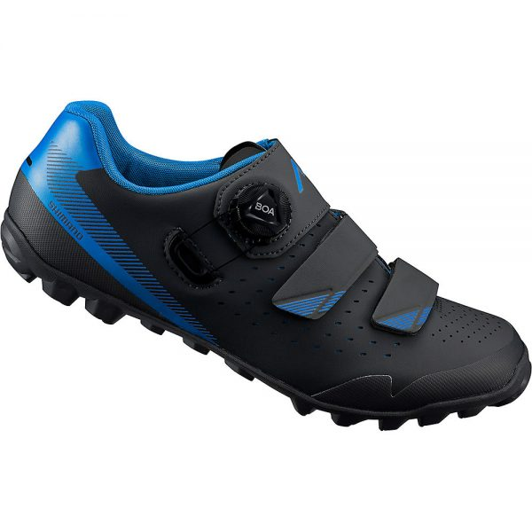 Shimano ME4 (ME400) MTB SPD Shoes 2019 - EU 41 - black-blue, black-blue
