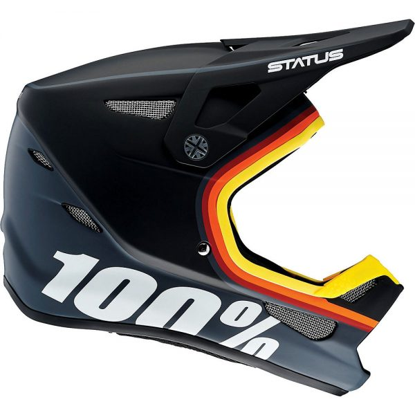 100% Status Youth Helmet - L - Kramer, Kramer
