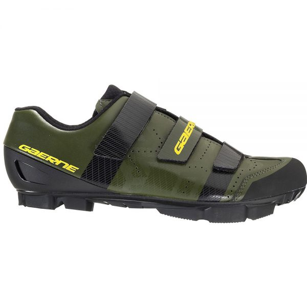 Gaerne Laser MTB SPD Shoes 2020 - EU 42 - Forest Green, Forest Green