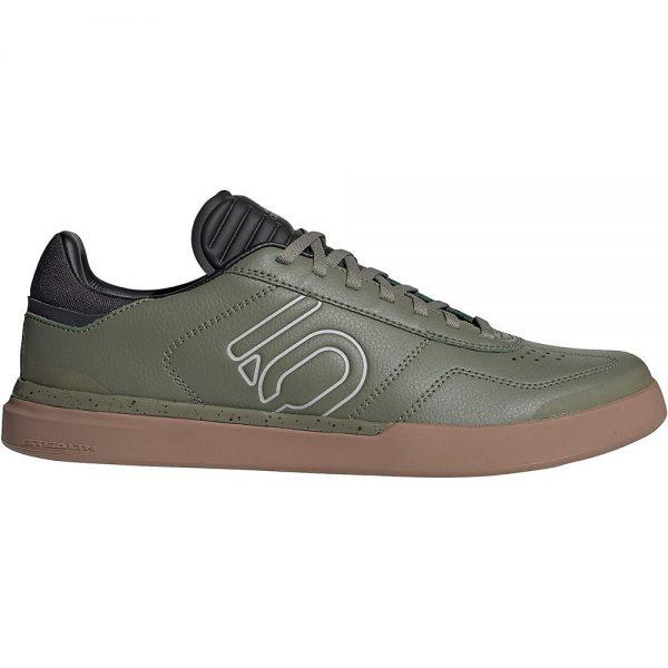 Five Ten Sleuth DLX MTB Shoes - UK 7.5 - GREEN-GUM, GREEN-GUM