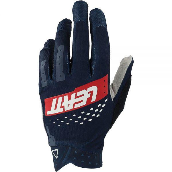 Leatt MTB 2.0 X-Flow Gloves 2021 - S - Onyx, Onyx