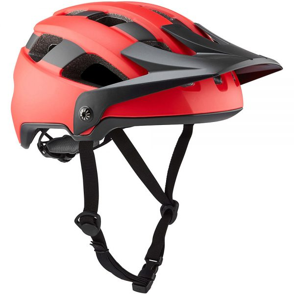 Brand-X EH1 Enduro MTB Cycling Helmet - L - Red- Black, Red- Black