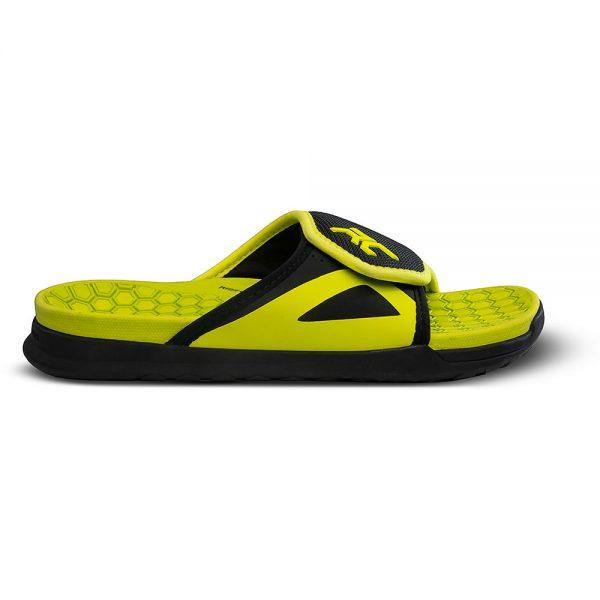 Ride Concepts Youth Coaster MTB Shoes 2019 - Kids UK 3 - Black-Lime, Black-Lime
