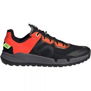 Five Ten Trail Cross LT MTB Shoes - UK 11.5 - Black-Red-Grey, Black-Red-Grey