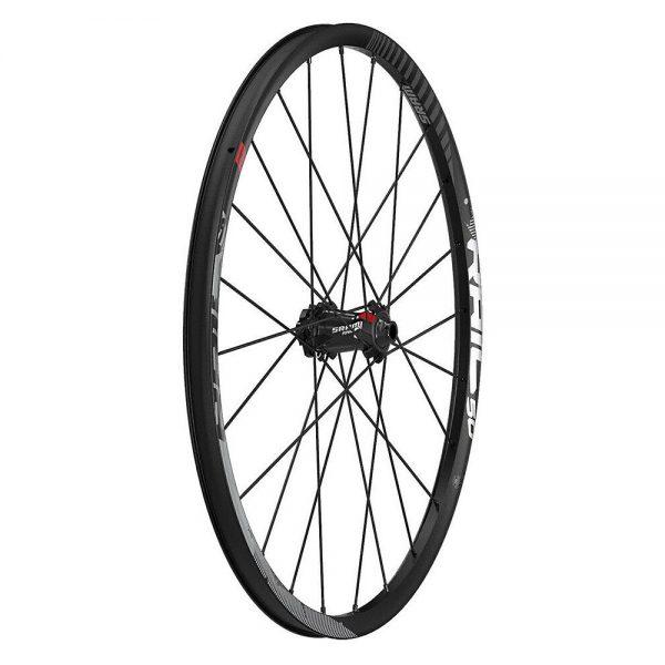 SRAM Rail 50 MTB Front Wheel - Black - 15 x 100mm, Black