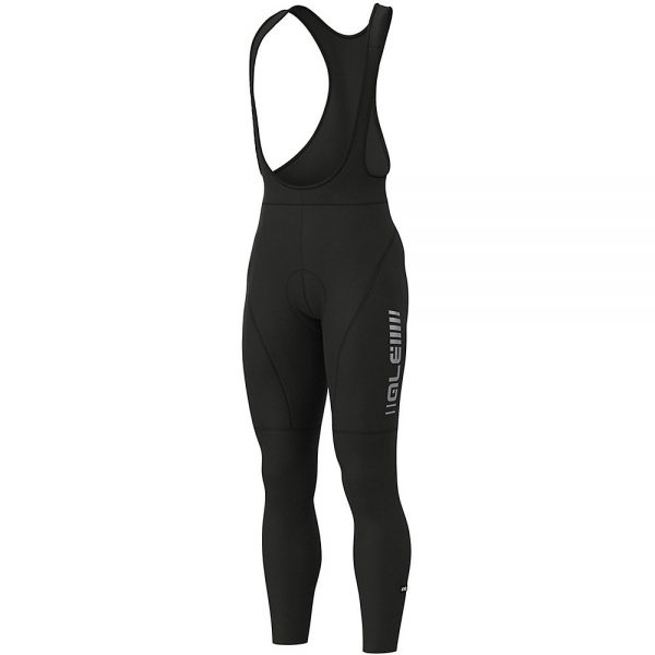 Alé Road Bibtights - L - Black, Black