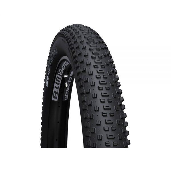 WTB Ranger TCS Light Fast Rolling Plus Tyre - Folding Bead - Black, Black