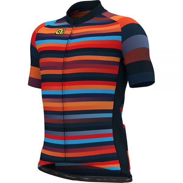 Alé Prime SS Striped Limted Edition Jersey 2020 - M - Mutli, Mutli