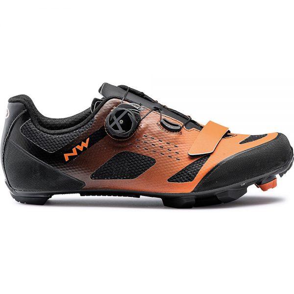 Northwave Razer MTB Shoes - EU 39 - Black-Siena, Black-Siena