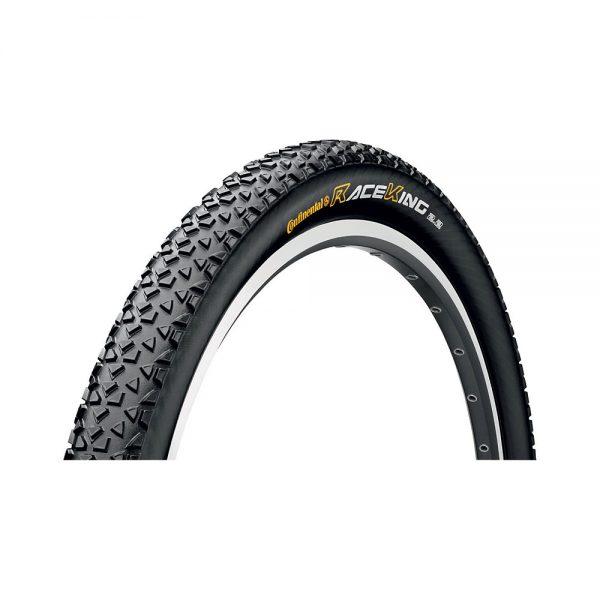 "Continental Race King MTB Tyre - Wire Bead - Black - 27.5"" (650b), Black"