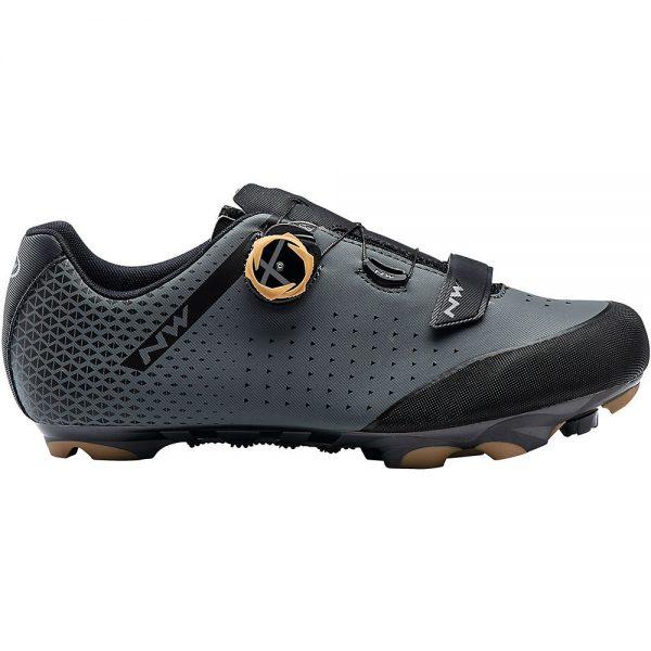Northwave Origin Plus 2 MTB Shoes - EU 42 - Anthracite-Honey, Anthracite-Honey