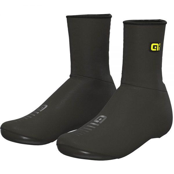 Alé Rain Shoecovers - S - Black, Black