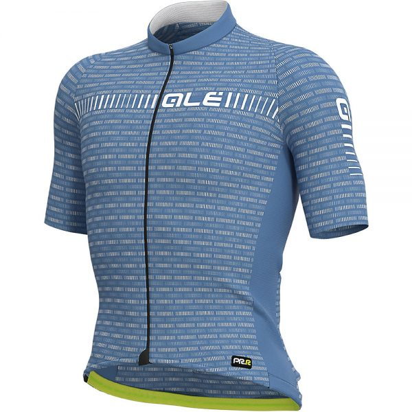 Alé Graphics PRR Green Road Jersey - XXL - Dust Grey-White, Dust Grey-White