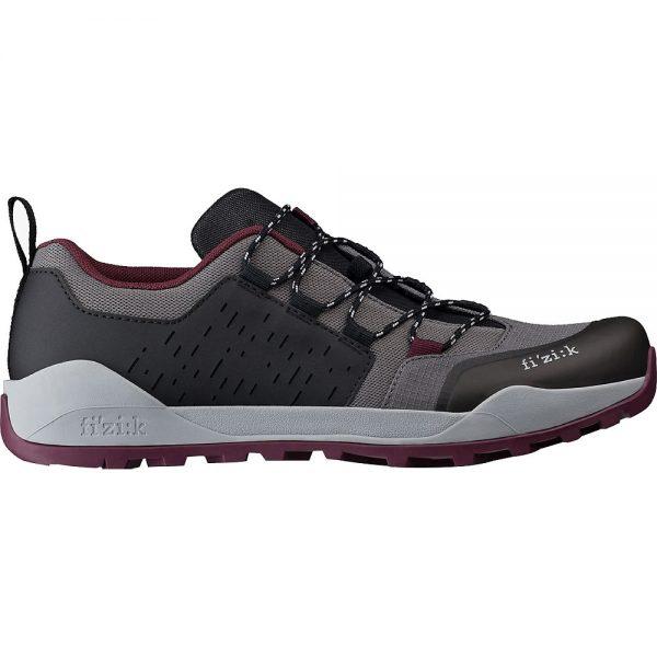 Fizik Terra Ergolace X2 Off Road Shoes 2020 - EU 47 - Anthracite-Grape, Anthracite-Grape