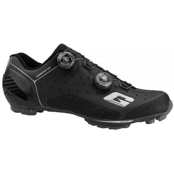 Gaerne Carbon Sincro+ MTB SPD Shoes - EU 40 - Black, Black