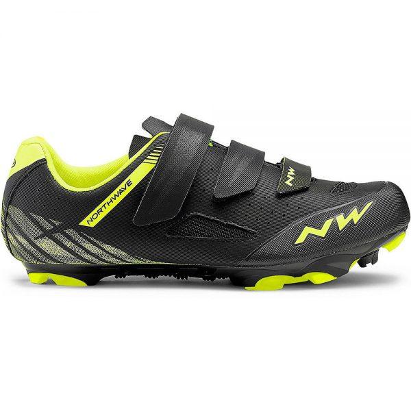 Northwave Origin MTB Shoes 2019 - EU 41 - Black-Yellow, Black-Yellow