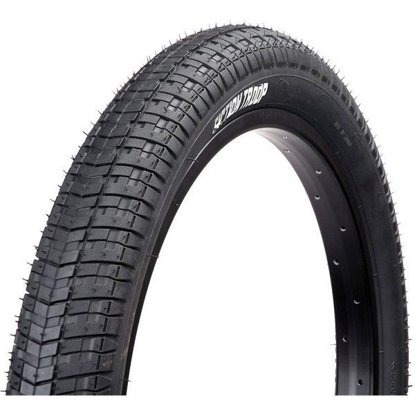 "Fiction 22"" Troop Tyre - 55-65 PSI - Black, Black"