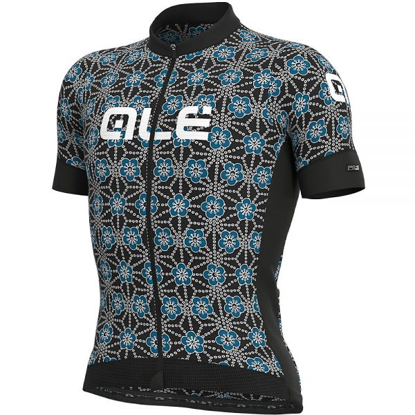 Alé PRS Garda Jersey - S - black-blue, black-blue
