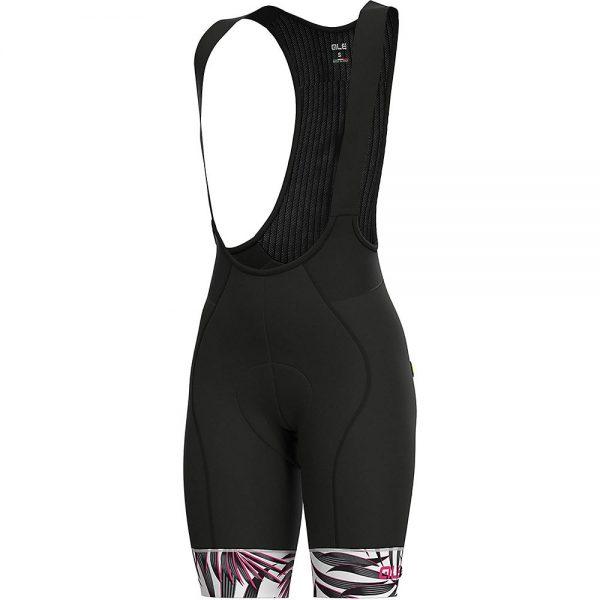Alé Women's Graphics PRR Bib Shorts - XXXL - White-Black, White-Black