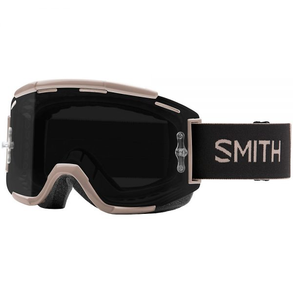 Smith Squad MTB Goggles Chromapop Sun Black - Tusk, Tusk