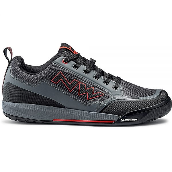 Northwave Clan MTB Shoes 2019 - EU 48 - Anthra-Red, Anthra-Red