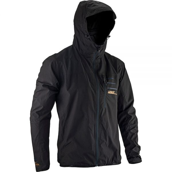 Leatt MTB 2.0 Jacket 2021 - XXL - Black, Black