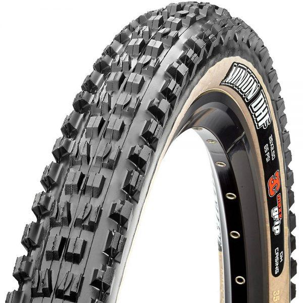 Maxxis Minion DHF MTB Tyre - EXO - TR - Folding Bead - Skinwall, Skinwall