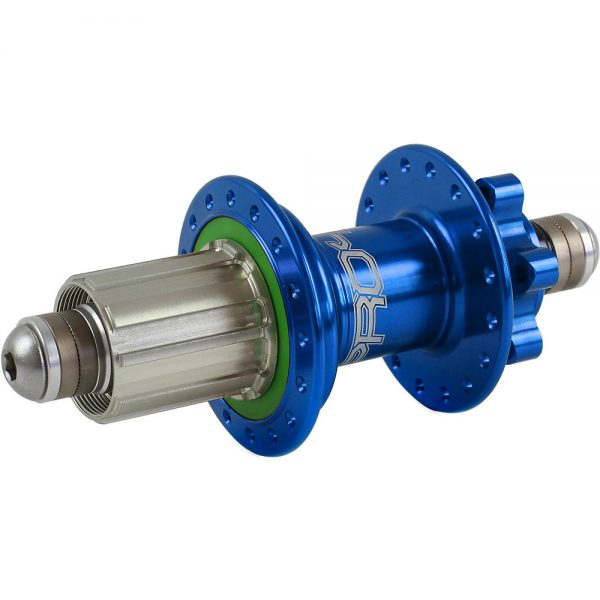 Hope Pro 4 MTB Rear Hub - 10mm Bolt Up Axle - 32h - Blue, Blue