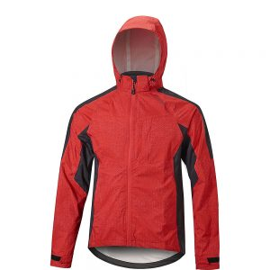 Altura Nightvision Tornado Jacket - M - Red, Red