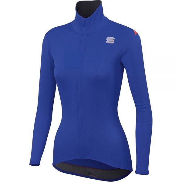 Sportful Women's Fiandre Light NoRain Top - L - Blue Cosmic, Blue Cosmic