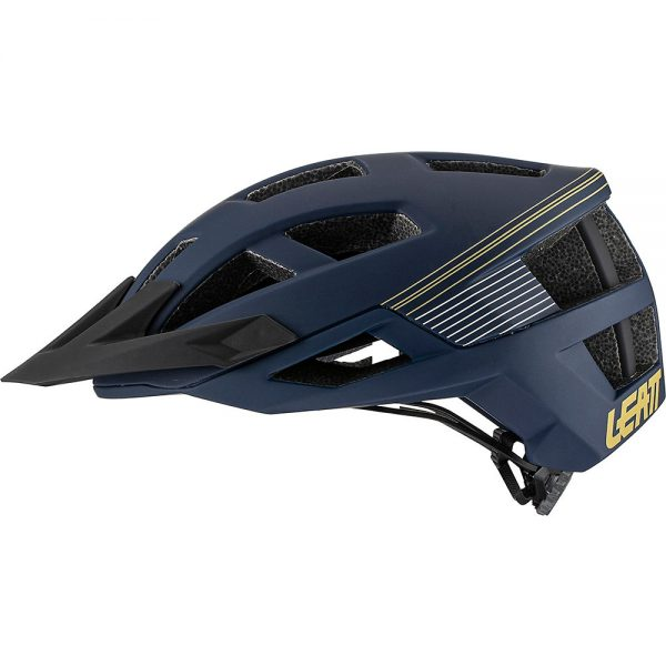 Leatt MTB 2.0 Helmet 2021 - S - Onyx, Onyx