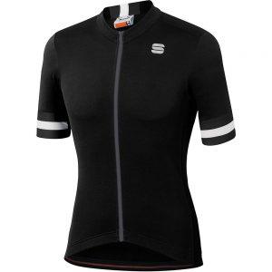 Sportful Kite Jersey - XXXL - Black, Black