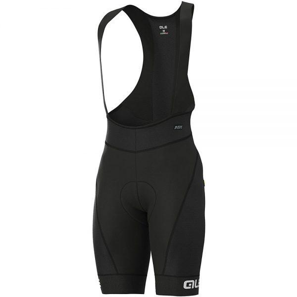 Alé R-EV1 Agonista Plus Bib Shorts - XXXL - Black-White, Black-White