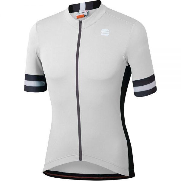 Sportful Kite Jersey - XXXL - White, White
