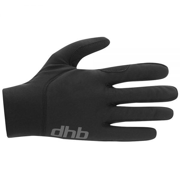 dhb Trail Equinox MTB Glove - S - Black, Black