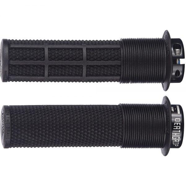 DMR Brendog Death Grip MTB Grips - 135mm - Black, Black