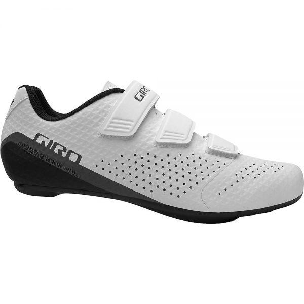 Giro Stylus Road Shoes 2021 - EU 41 - White, White