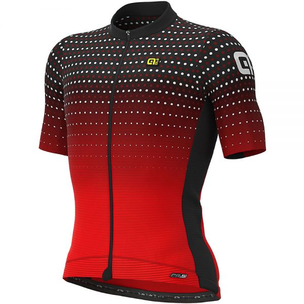 Alé PRS Bullet Jersey - XXXL - BLACK-RED, BLACK-RED